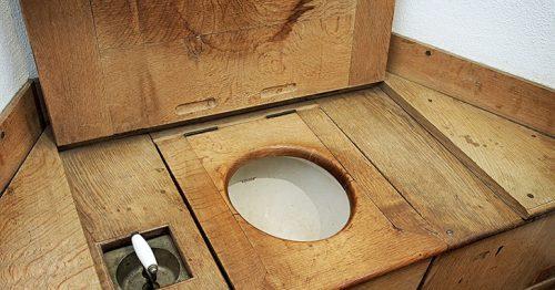 DIYでコンポストトイレを作ってみる