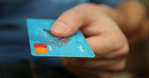 クレジットカードの不正利用に遭遇