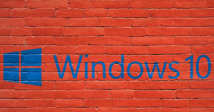 Windows10で初回起動時に落ちる現象を解決した