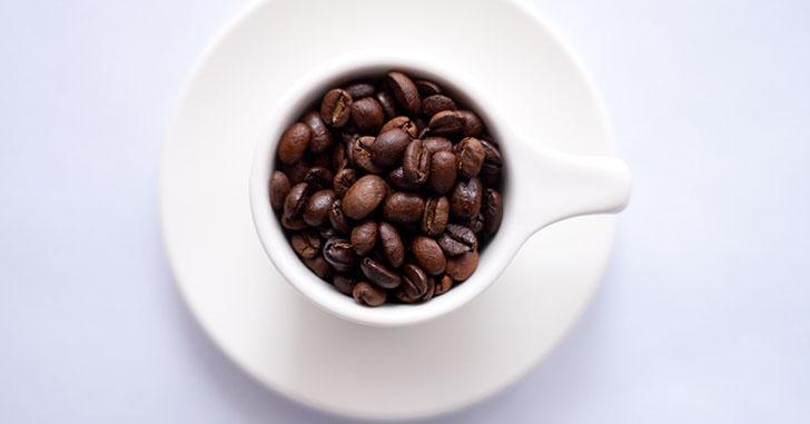 カフェインが原因で背中が痛かった